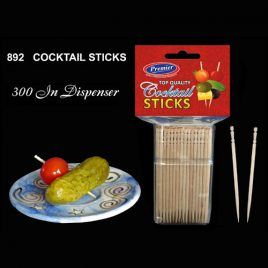 COCKTAIL STICKS Product Code 892