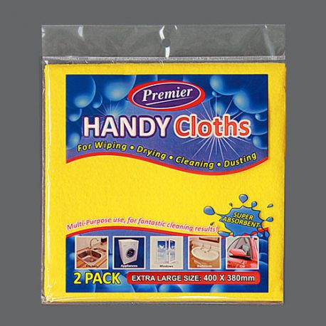 HANDY CLOTHS – 2 PACK – Product Code 599-S