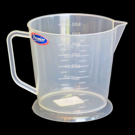MEASURING JUG 600 ml – Product Code 183 .