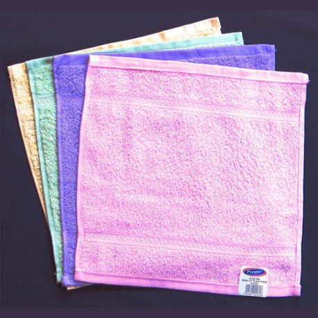 PLAIN FACE CLOTH quality  (30 X 30 cm) – Product Code 966