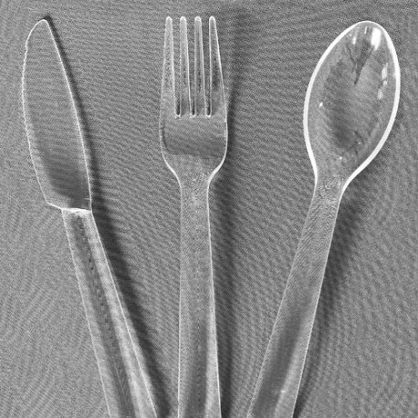 PLASTIC CUTLERY 12 PACK – Product Code 5100