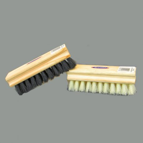 SHOE BRUSHES- BLACK AND WHITE