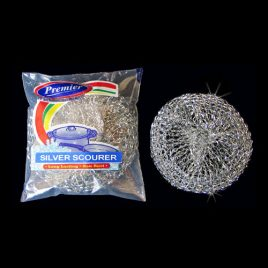 SINGLE SCOURER IN PRINTED PACK - Product Code 814