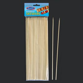SKEWERS - BAMBOO - 100 PACK - Product Code 5733