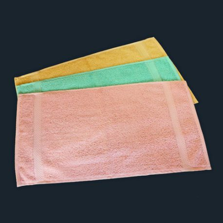 SUPERIOR QUALITY PLAIN GUEST TOWEL - Product Code 980