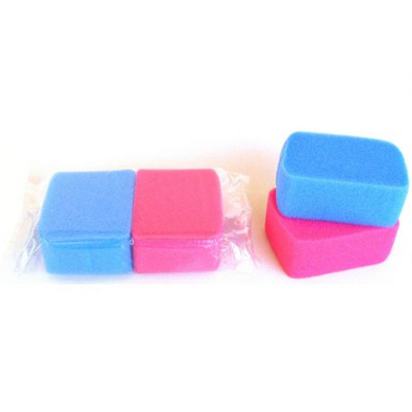 Small oval sponges – 2 pack  – Product Code 106