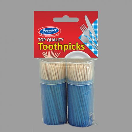 TOOTHPICKS  –  2 BARRELS PACK – Product Code 891